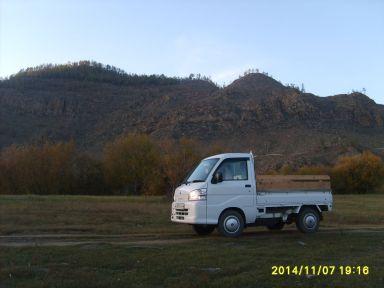 Hijet Truck 2012 отзыв автора | Дата публикации 06.01.2019.