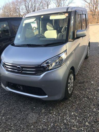 Nissan DAYZ Roox 2014 отзыв автора | Дата публикации 07.01.2019.