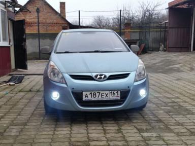Hyundai i20 отзыв автора | Дата публикации 08.01.2019.