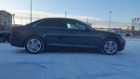 Отзыв о Audi A4, 2017 отзыв владельца