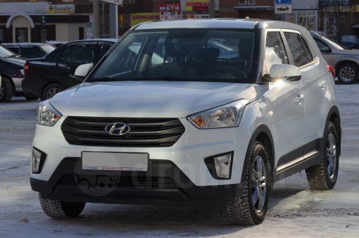 Hyundai Creta 2016 - отзыв владельца