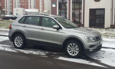 Volkswagen Tiguan 2018 отзыв автора | Дата публикации 15.01.2019.