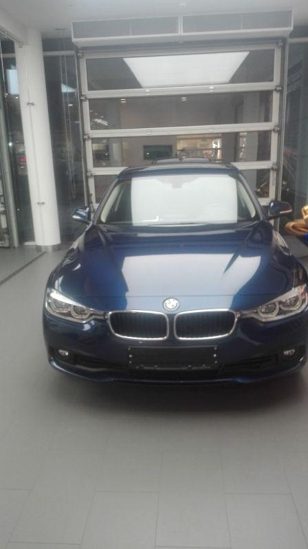 BMW 3-Series 2018 - отзыв владельца