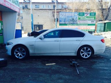 BMW 5-Series 2011 отзыв автора | Дата публикации 17.01.2019.