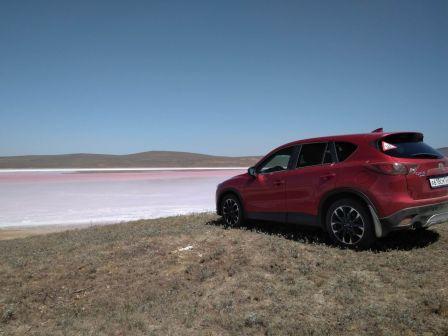 Mazda CX-5 2015 - отзыв владельца