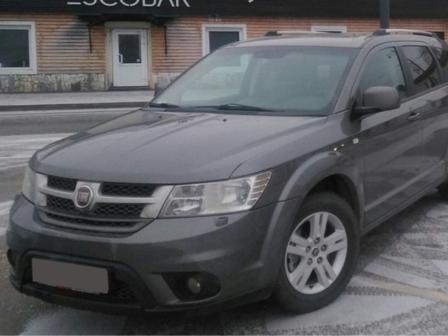 Fiat Freemont 2013 - отзыв владельца