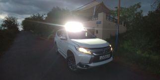 Отзыв о Mitsubishi Pajero Sport, 2018 отзыв владельца