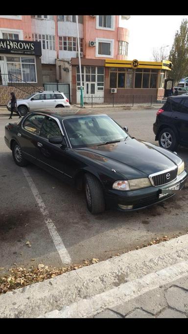 Mazda Sentia,