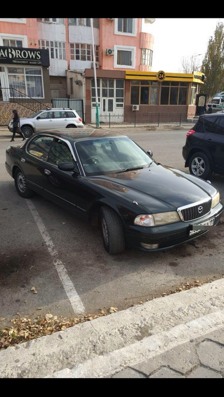 Mazda Sentia  - отзыв владельца