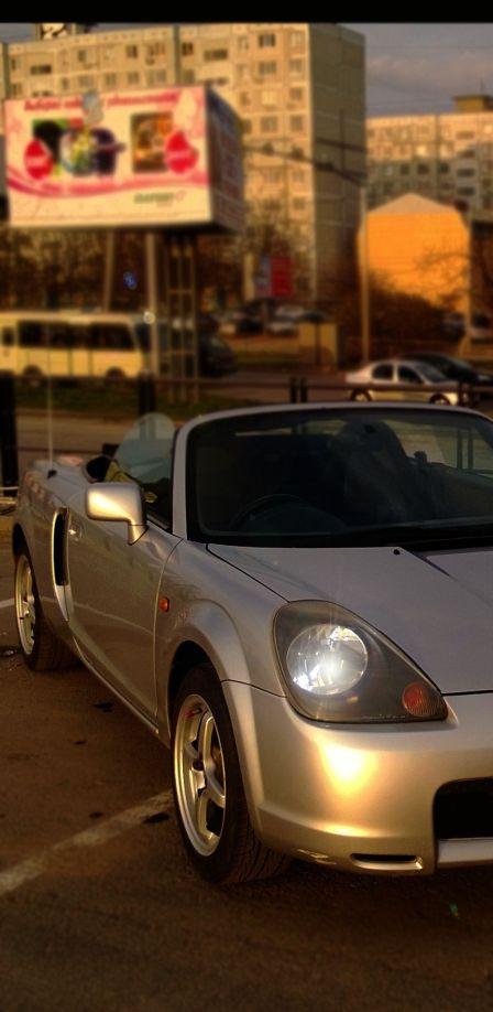 Toyota MR-S 2000 - отзыв владельца