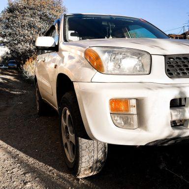 Toyota RAV4 2001 отзыв автора | Дата публикации 22.01.2019.
