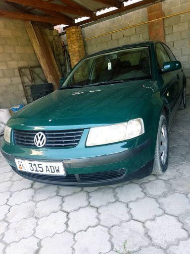 Volkswagen Passat 1997 отзыв автора | Дата публикации 22.01.2019.
