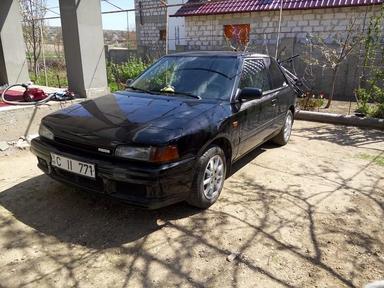 Mazda 323C, 1993