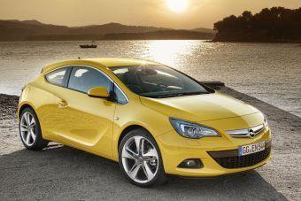 Opel Astra GTC 2012 отзыв автора | Дата публикации 23.01.2019.
