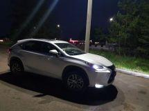 Отзыв о Lexus NX200, 2016 отзыв владельца