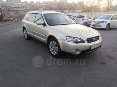 Subaru Outback 2004 отзыв автора | Дата публикации 24.01.2019.