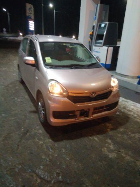 Toyota Pixis Epoch 2014 - отзыв владельца