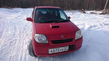 Suzuki Kei, 2002