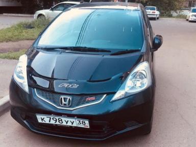 Honda Fit, 2008