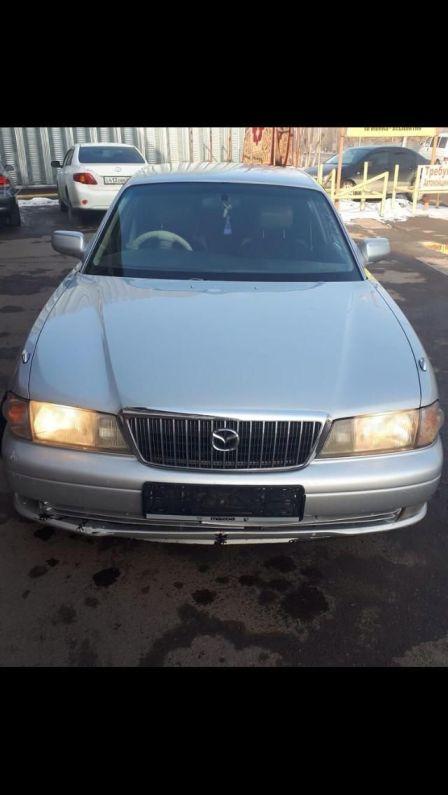 Mazda Sentia 1998 - отзыв владельца