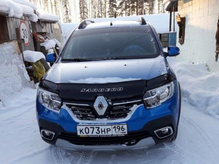 Renault Sandero Stepway 2018 - отзыв владельца