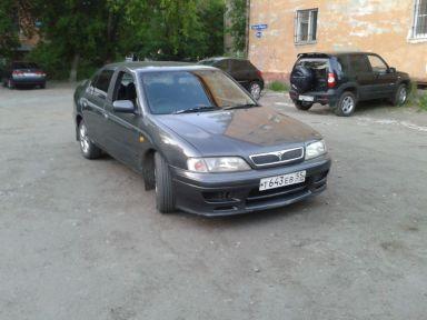 Nissan Primera, 1997