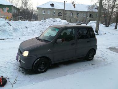 Subaru Pleo, 2008