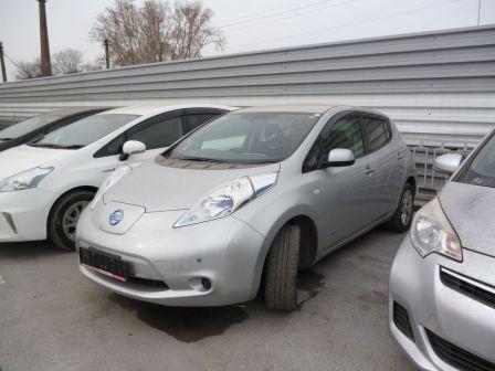 Nissan Leaf 2014 - отзыв владельца