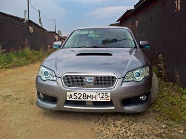 Subaru Legacy B4 2008 отзыв автора | Дата публикации 30.01.2019.