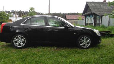 Cadillac BLS, 2009