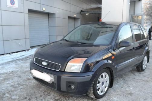 Ford Fusion 2010 - отзыв владельца