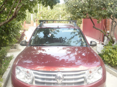 Renault Duster, 2011