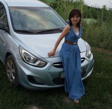 Hyundai Accent 2013 - отзыв владельца
