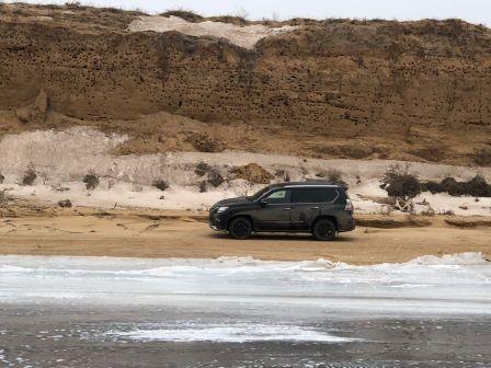 Lexus GX460 2016 - отзыв владельца