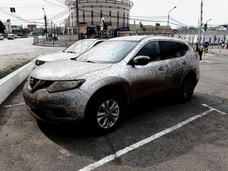 Nissan X-Trail 2015 - отзыв владельца
