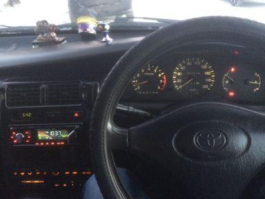 Toyota Corona 1993 отзыв автора | Дата публикации 22.03.2018.