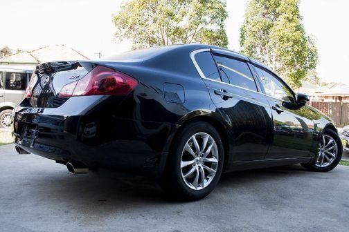 Nissan Skyline 2007 - отзыв владельца