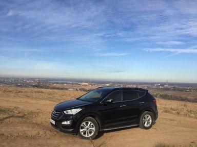 Hyundai Santa Fe 2013 отзыв автора | Дата публикации 19.04.2018.