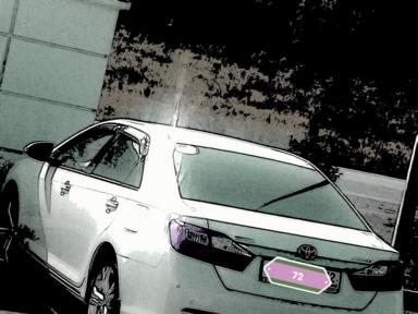 Toyota Camry 2014 отзыв автора | Дата публикации 23.08.2014.