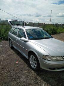 Opel Vectra, 2001