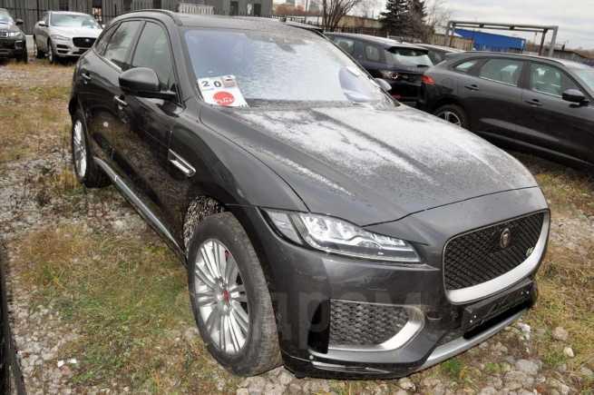 Jaguar F-Pace, 2018 год, 5 213 000 руб.