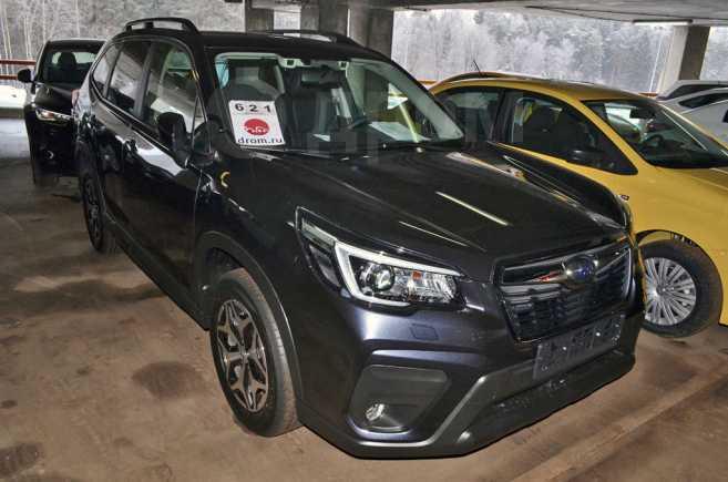 Subaru Forester, 2018 год, 2 449 900 руб.