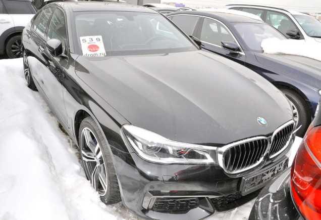 BMW 7-Series, 2019 год, 6 447 458 руб.