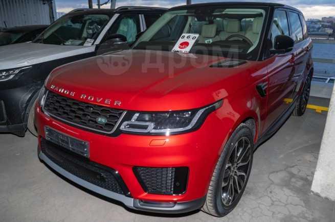 Land Rover Range Rover Sport, 2018 год, 5 824 000 руб.