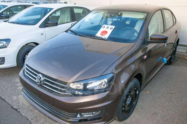 Volkswagen Polo, 2018 год, 865 480 руб.