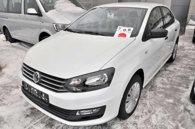 Volkswagen Polo, 2019 год, 782 900 руб.
