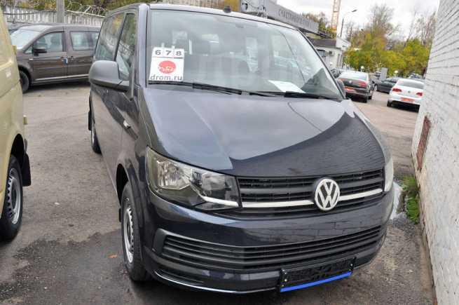 Volkswagen Multivan, 2018 год, 3 224 892 руб.