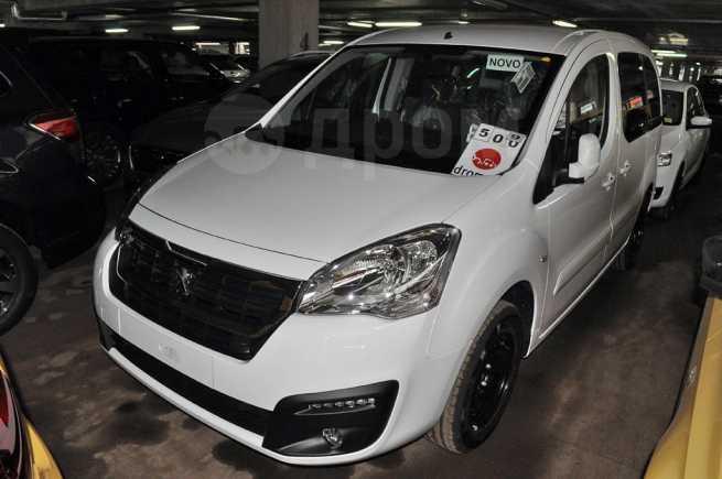 Peugeot Partner Tepee, 2018 год, 1 446 000 руб.