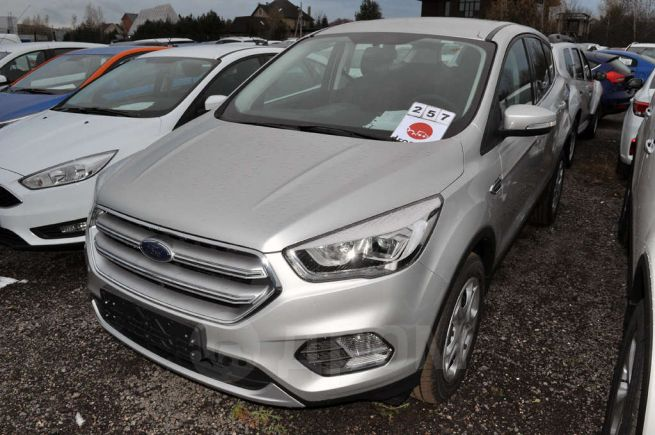 Ford Kuga, 2019 год, 1 623 000 руб.
