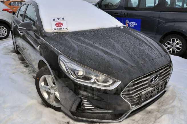 Hyundai Sonata, 2018 год, 1 690 000 руб.